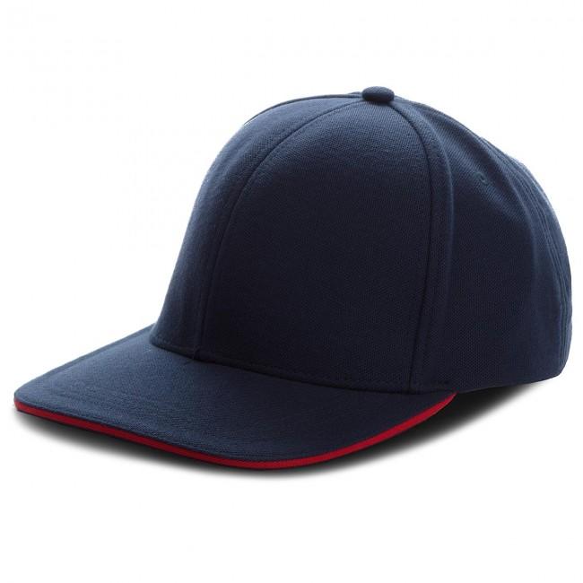 Cap TOMMY HILFIGER - Flat Brim Pique Cap AM0AM03330 413 - Men s ... 4e4d93ecebc