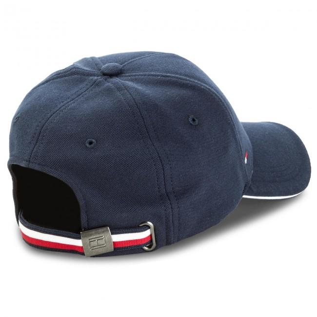 Cap TOMMY HILFIGER - Pique Cap AM0AM03333 413 - Men s - Hats ... 950cf0dde4a4