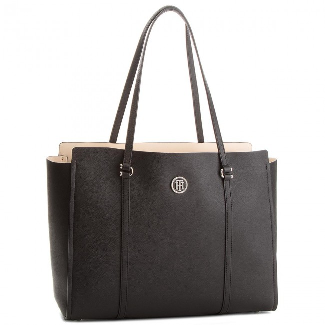 Tommy Hilfiger Modern Tote Bag Buy Cheap Largest Supplier Collections For Sale With Credit Card QCfQUDhGr7