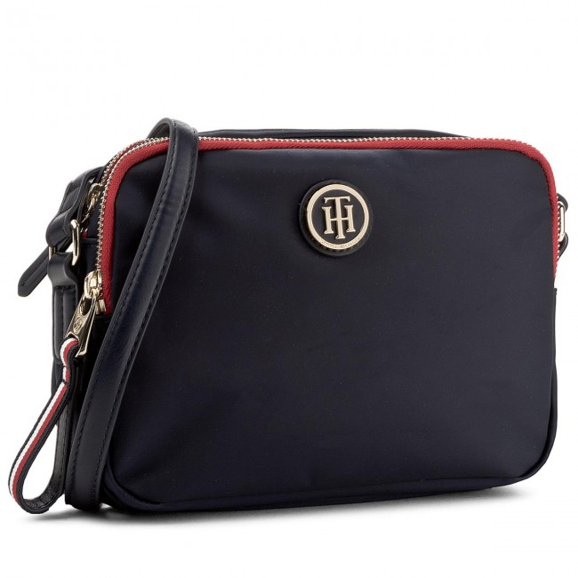 Handbag TOMMY HILFIGER - Poppy Crossover AW0AW05083 413 - Cross Body ... 0f4cdfb163