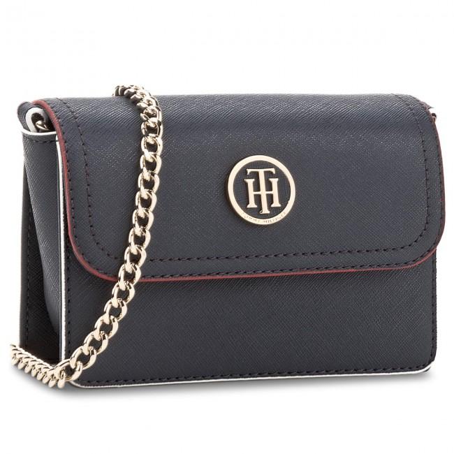 Handbag TOMMY HILFIGER - Honey Mini Crossover AW0AW05117 905