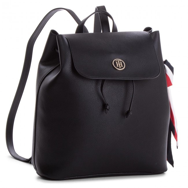 fbbee56613 Backpack TOMMY HILFIGER - Charming Tommy Backpack AW0AW05125 002 ...