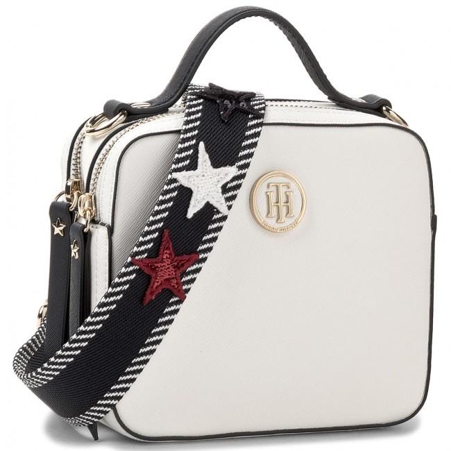 Handbag Tommy Hilfiger Camera Bag Icon Fancy Strap Aw0aw05289 902