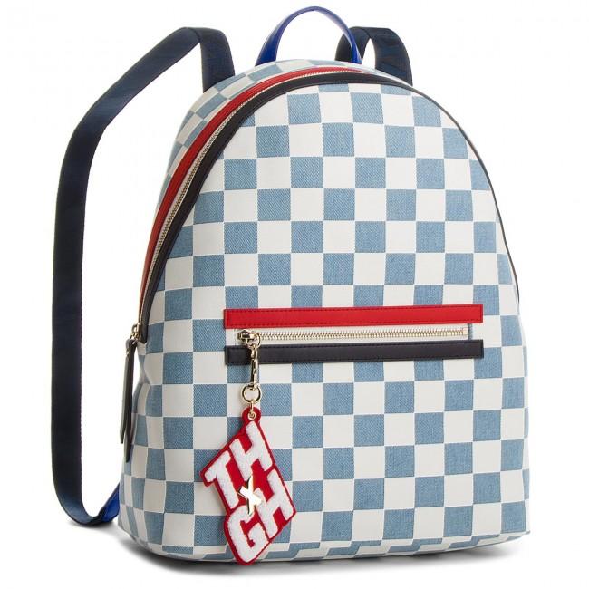 28b4731c8c Backpack TOMMY HILFIGER - Gigi Hadid Backpack Denim AW0AW05294 901 ...