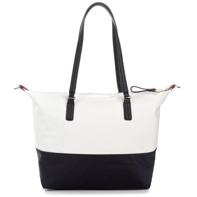d35308ddd9691 Handbag TOMMY HILFIGER - Poppy Tote Cb AW0AW05405 903 - Classic ...