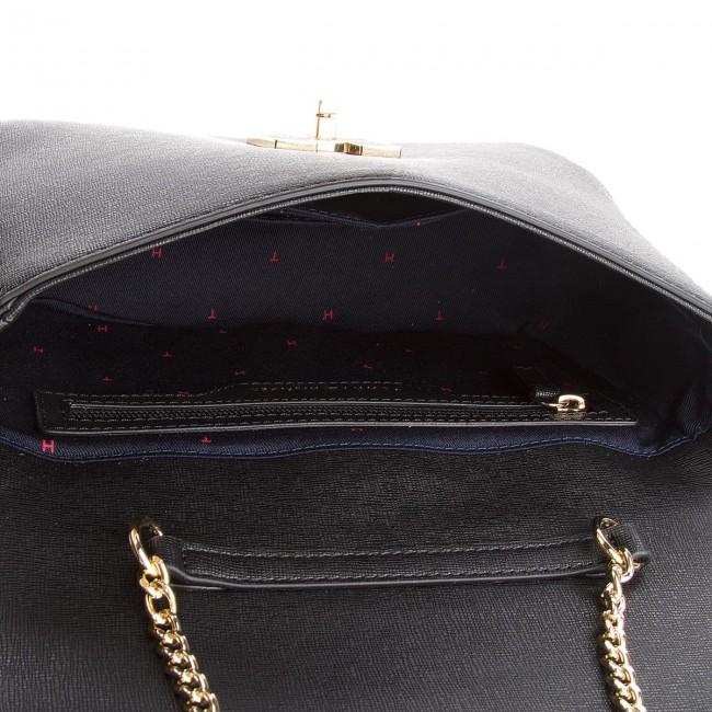c0ef1e5af94a7 Handbag TOMMY HILFIGER - Th Heritage Crossover AW0AW05411 905 - Clutch Bags  - Handbags - www.efootwear.eu