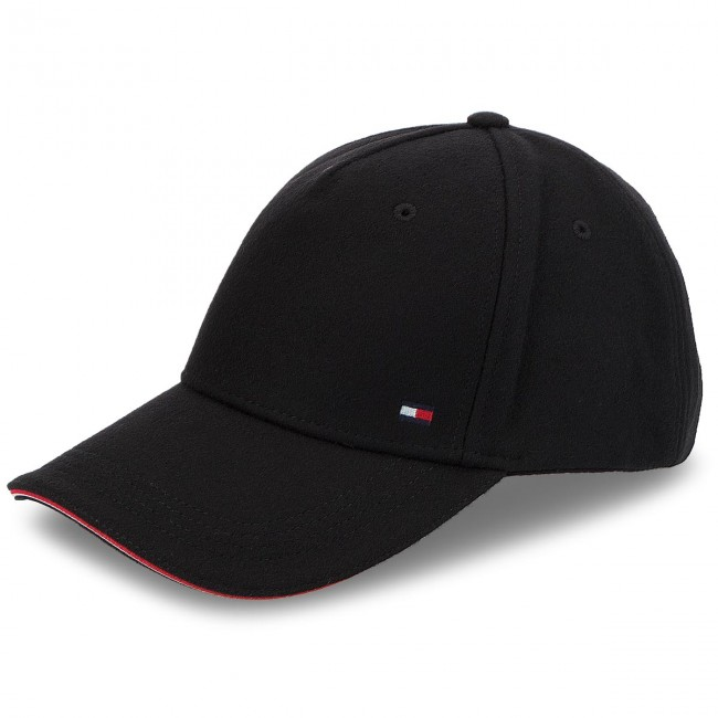 Cap TOMMY HILFIGER - Melton Corporate Cap AM0AM03996 002 - Men s ... 48e9a732c7e