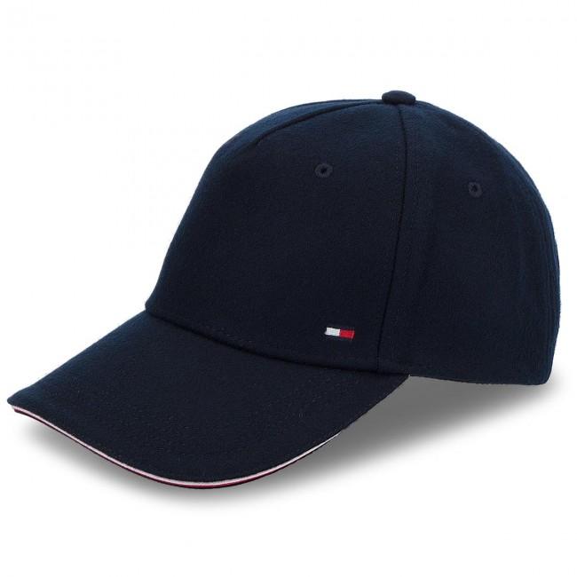 Cap TOMMY HILFIGER - Melton Corporate Cap AM0AM03996 413 - Men s ... 3404b470fd36