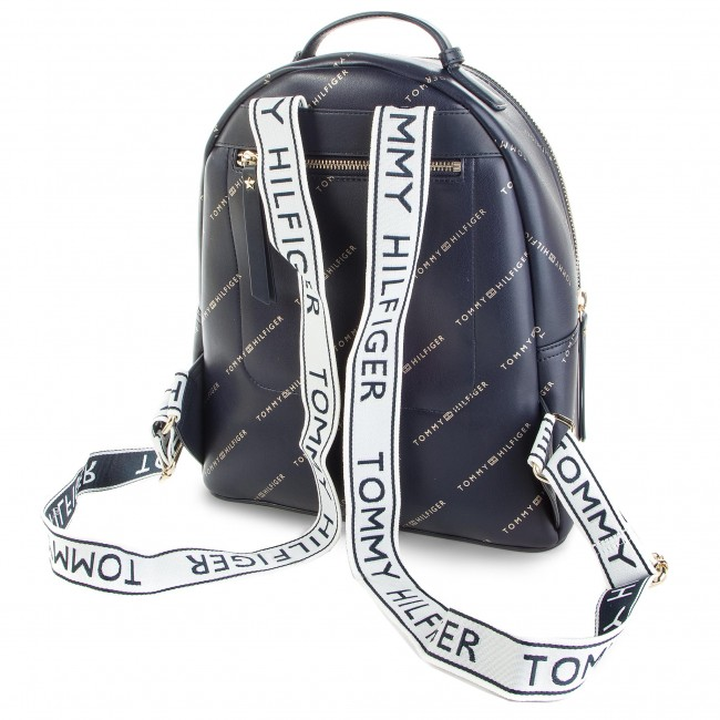 e2799eefe54 Backpack TOMMY HILFIGER - Iconic Tommy Backpac AW0AW05670 909 ...