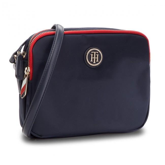 c2b82f7f36809 Handbag TOMMY HILFIGER - Poppy Crossover AW0AW05648 413 - Cross Body ...