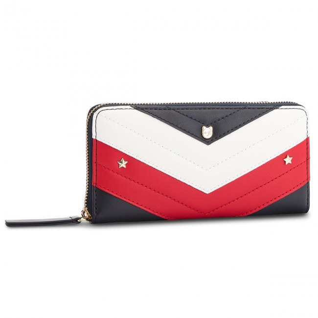 Large Women s Wallet TOMMY HILFIGER - Mascot Leather Lrg Z ... 1cc85d9306