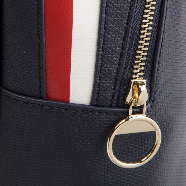 1b83af1173 Backpack TOMMY HILFIGER - Effortless Saffiano Backpack AW0AW06129 ...