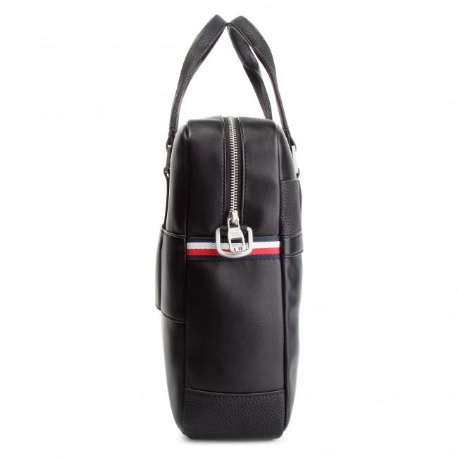 c716ad09a6ccf Laptop Bag TOMMY HILFIGER - Th Business Computer Bag AM0AM04259 002 ...