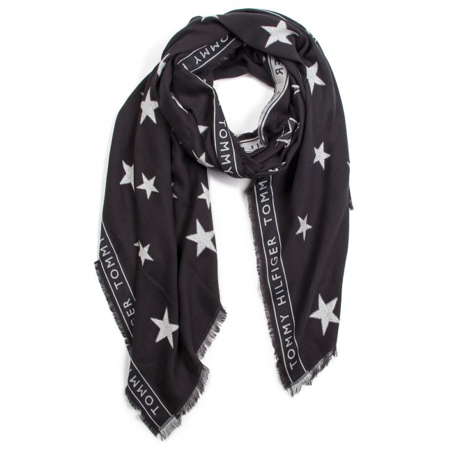 f61c210c05fe Scarf TOMMY HILFIGER - Tommy Selvedge Scarf AW0AW06201 902 - Scarves ...