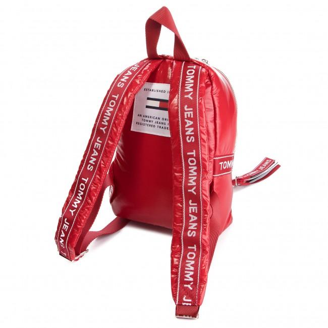 dacccdcdb9 Backpack TOMMY JEANS - Tju Logo Tape Micro Backpack Ncp AU0AU00393 ...
