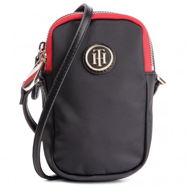 8437f05a52a8 Handbag TOMMY HILFIGER - Poppy Mini Crossover AW0AW06482 002 - Cross ...