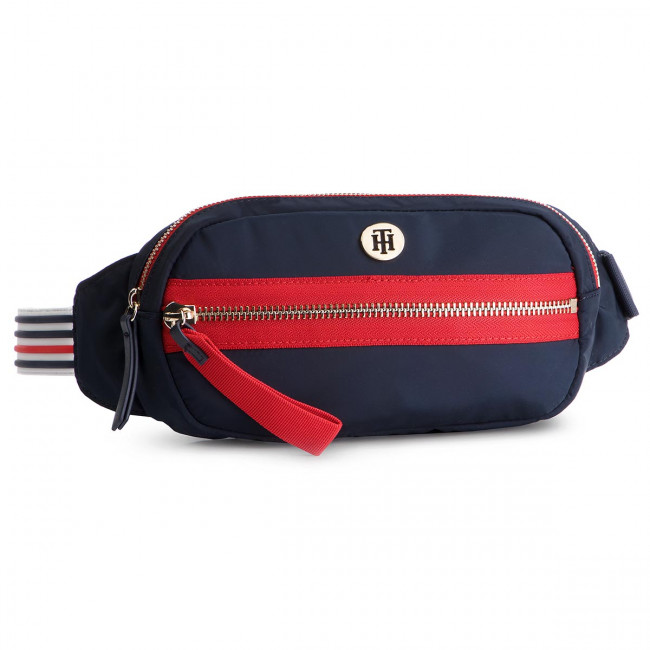 70b5966d16e7fe Waist Pack TOMMY HILFIGER - Youthful Nylon Bumbag AW0AW06464 901 ...