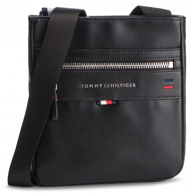 87743cd3 Messenger Bag TOMMY HILFIGER - Elevated Mini Crossover Novelty AM0AM04640  002