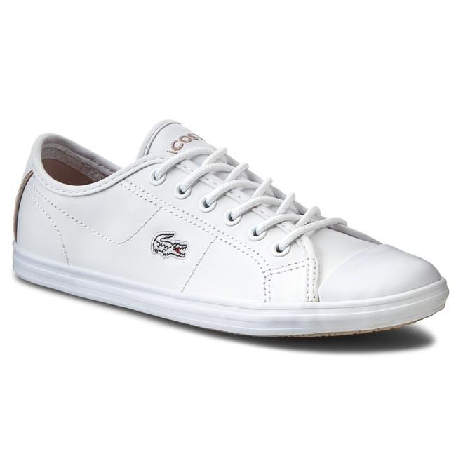 04d8dca84d49 Sneakers LACOSTE - Ziane Sneaker Edg Spw 7-30SPW002721G White ...