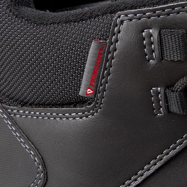 Trekker stivali adidas cw ax2 beta metà b22838 cnero / visgre / powred