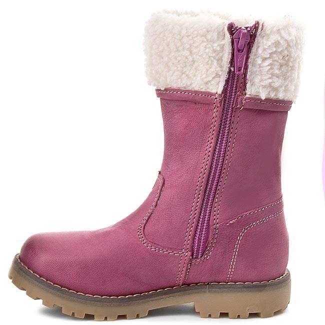 229ce733d4b Knee High Boots LASOCKI KIDS - CI12-SPLIT-06 Pink - Jackboots - High boots  and others - Girl - Kids  shoes - www.efootwear.eu