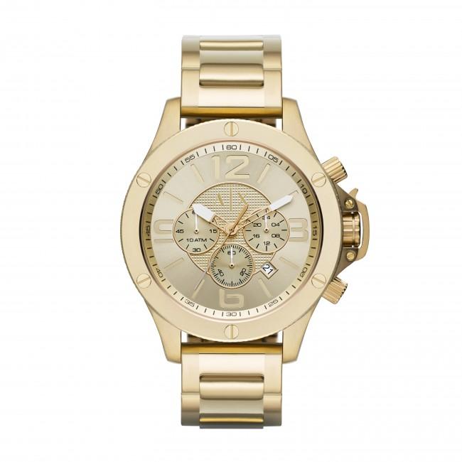 a9ce3fd767b3 Wristwatch ARMANI EXCHANGE - Street AX1504 Gold Gold - Men s ...