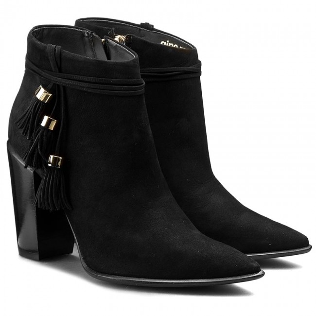 ad54e2ba50937 Boots GINO ROSSI - Abbie DB762M-TWO-BN00-9900-0 99 - Boots - High ...