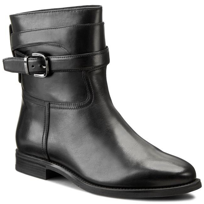 4dee7a8ee9cef Boots GINO ROSSI - Roma DBG041-F43-3V00-9900-F Czarny 99 - Boots ...