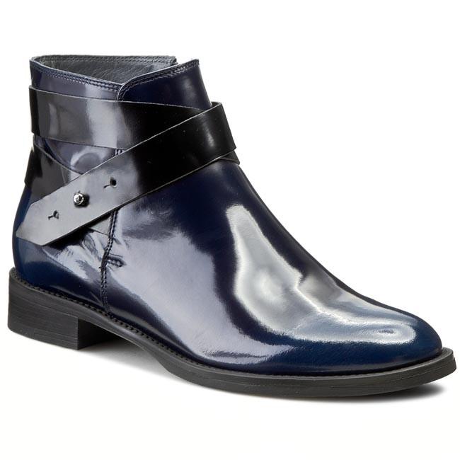 346022597cb40 Boots GINO ROSSI - Nevia DBG554-G12-Y8Y8-5799-F Niebieski 59/99 ...