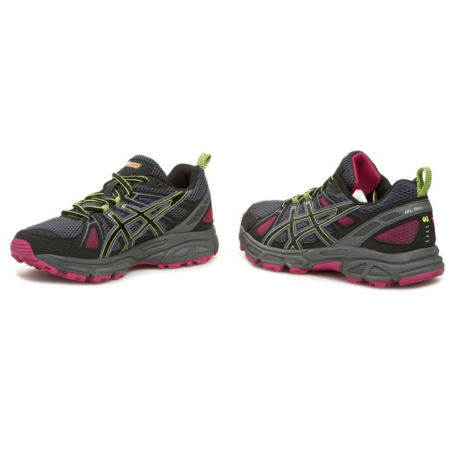 Shoes ASICS - Gel-Trail-Tambora 4 T468N Charcoal/Black/Lime 7990 ...