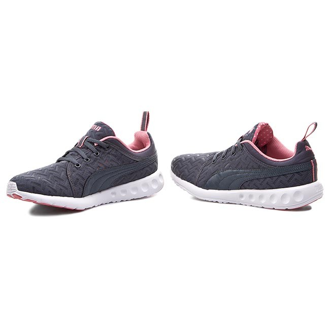 puma carson runner. shoes puma - carson runner pwrcool wn\u0027s 188064 03 turbulence/salmon rose puma