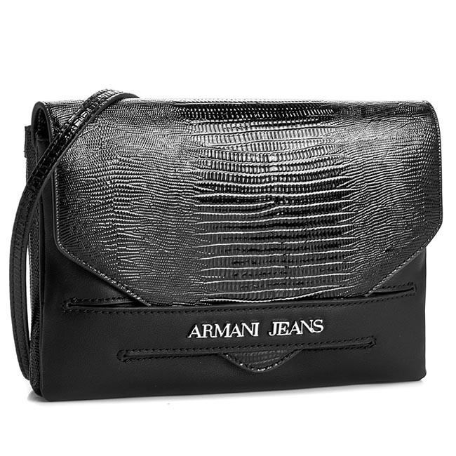 Handbag ARMANI JEANS - B5267 W5 12 Black