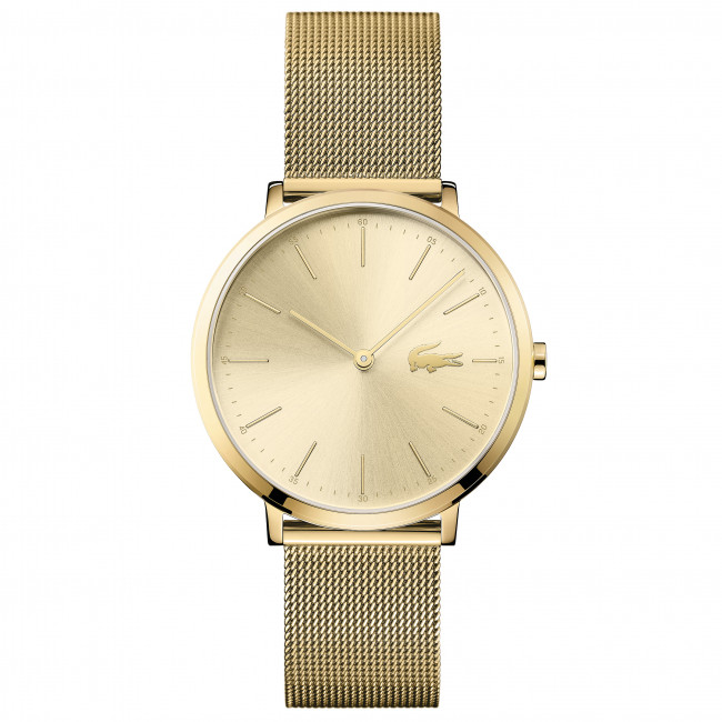 3c92e5ce60 Wristwatch LACOSTE - Moon 2001000 Gold Gold - Women s - Watches ...