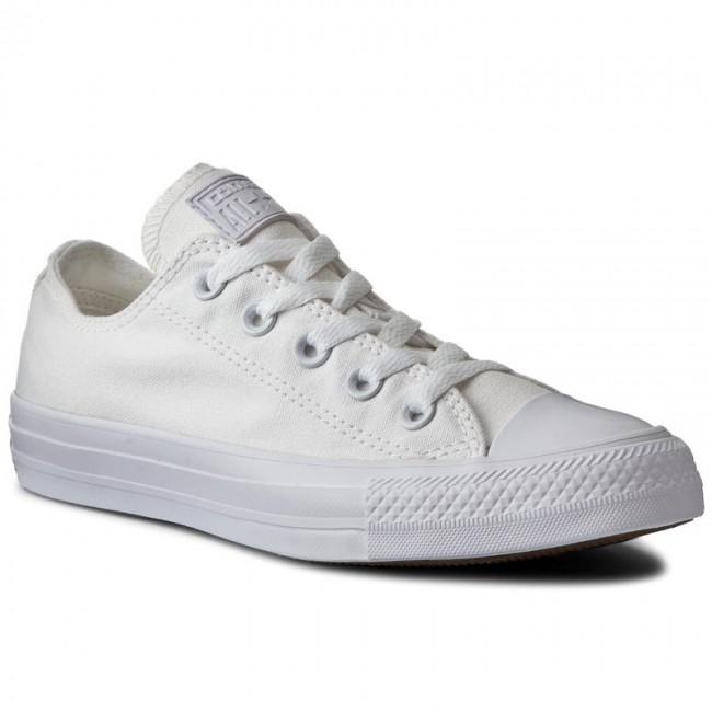 5da781e5d48378 Sneakers CONVERSE - Ct As Sp Ox 1U647 White Monoch - Sneakers - Low ...