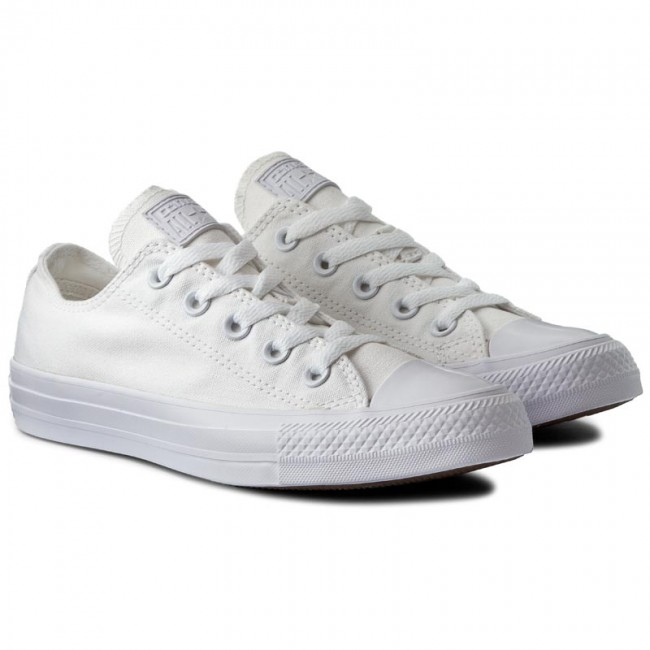 19eeaef74cd Sneakers CONVERSE - Ct As Sp Ox 1U647 White Monoch - Sneakers - Low shoes -  Women s shoes - www.efootwear.eu