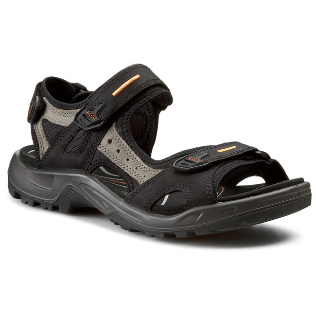 e02ba010da47 Sandals ECCO - Yucatan Sandal Sanda 6956450034 Black - Sandals ...