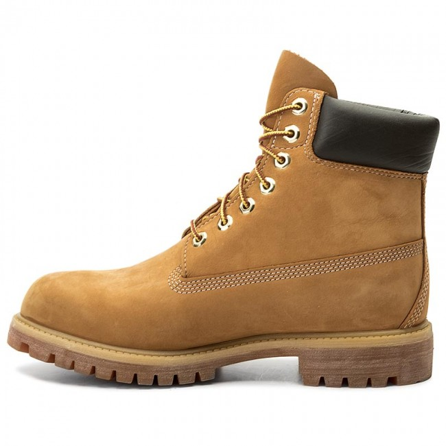 Hiking Boots TIMBERLAND - Af 6In Prem Bt 10061 TB0100617131 Wheat Yellow -  Trekker boots - High boots and others - Men s shoes - www.efootwear.eu 103398fae63