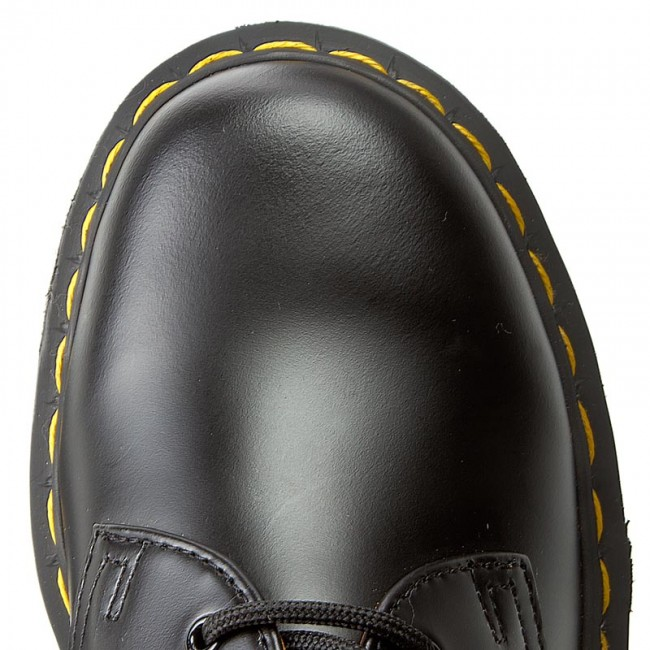 98acc56a62aa4 Shoes DR. MARTENS - 1461 59 10085001 Black - Flats - Low shoes - Women s  shoes - www.efootwear.eu