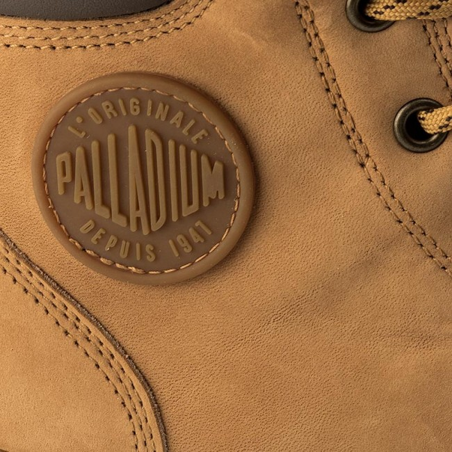 Hiking Boots PALLADIUM - Pampa Sport Cuff WPS 72992-228-M Amber Gold ... 221dff670e5
