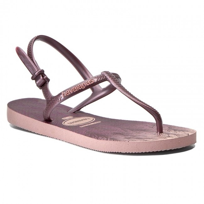 0040d1970daa Sandals HAVAIANAS - Freedom Sl Prin Cf 41371096615 Pearl Pink ...