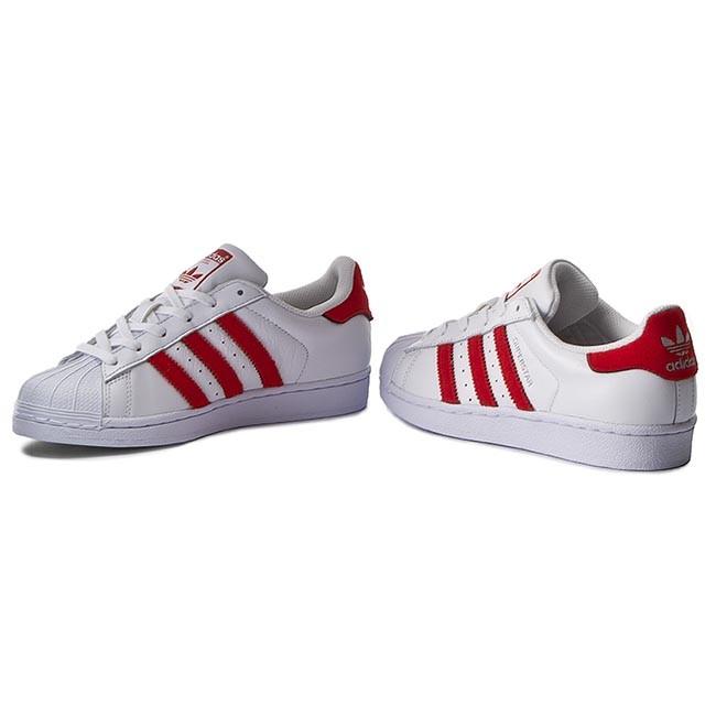 Superstar J BB0351 HazcorFtwwhtDuspur Bunt | Schuhe adidas