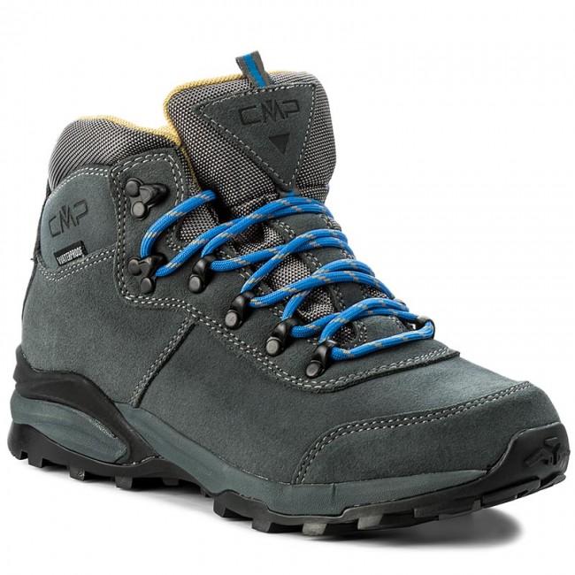 Toma De La Mejor Venta Tienda Online De Venta Scarpe da trekking CMP - Arietis Trekking scarpe Wp 38Q9987 Black/Blue N950 Bajo Costo De Descuento c1N307FX