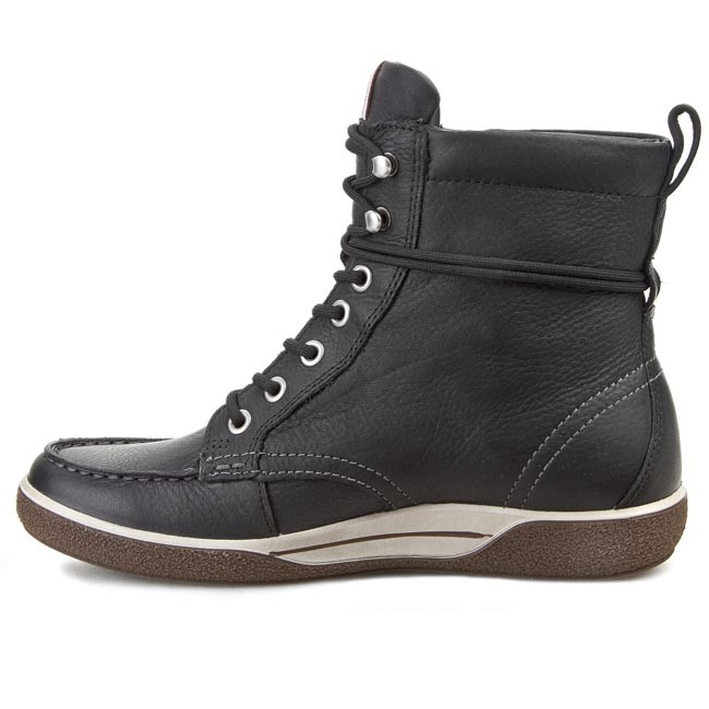 Ecco Chase Others 23107311001 High Black And Boots P10xa1