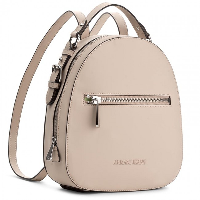 b3e8a6cabb6 Backpack ARMANI JEANS - 922216 7P772 06250 Light Beige - Backpacks ...