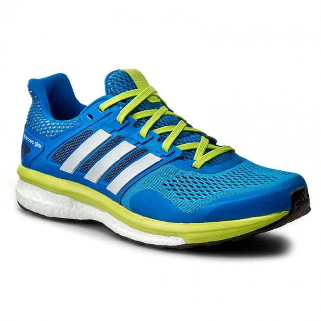 promo code deaa9 f7274 Shoes adidas - Supernova Glide 8 Chill M AQ3530 Blue