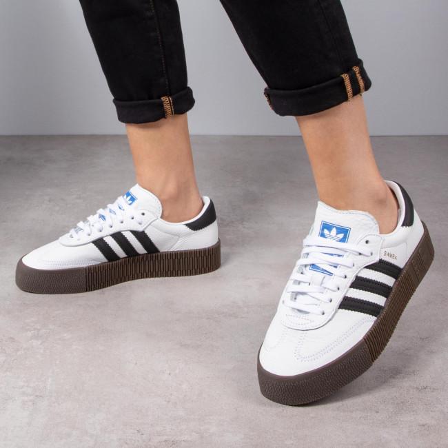 Shoes adidas - Sambarose W AQ1134
