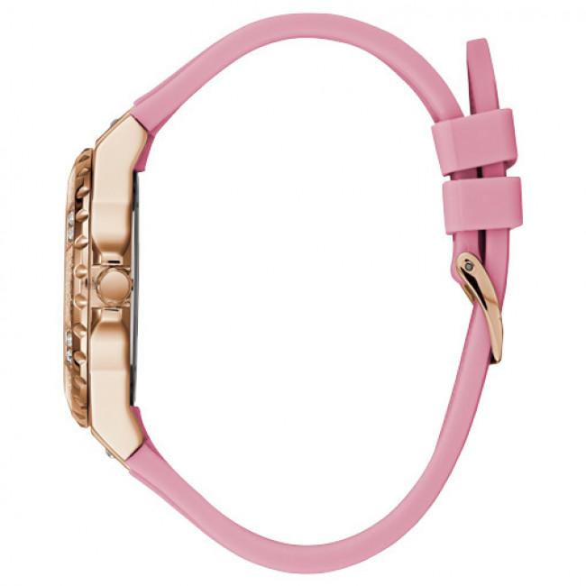 7fbb9301ff Wristwatch GUESS - Limelight W1053L3 PINK ROSE GOLD TONE - Women s ...