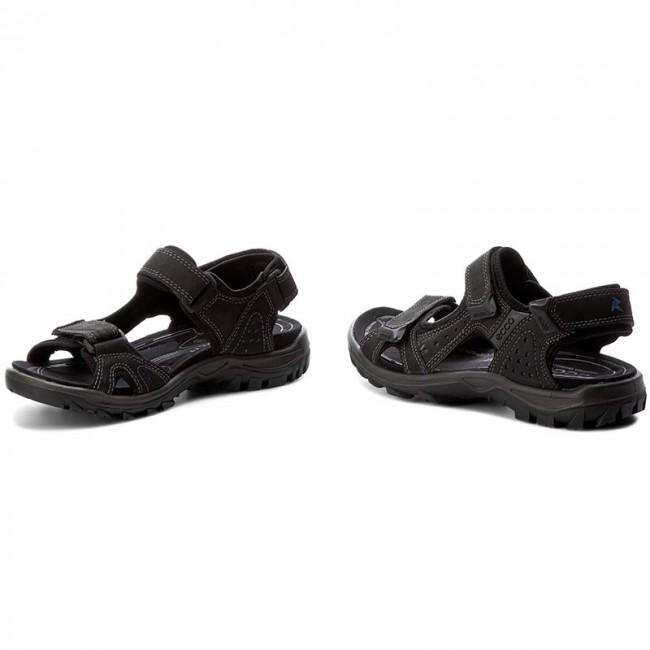 Sandals ECCO Offroad Lite 82002450608 BlackDenim Blue
