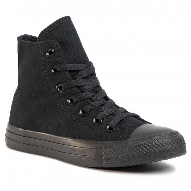 Sneakers CONVERSE - C Taylor A/S Hi M3310C Black Monoch