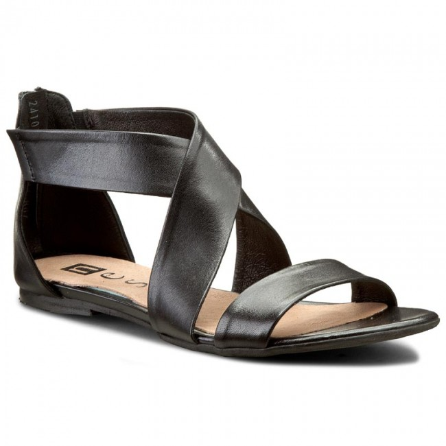 Sandals NESSI - 24101 Czarny 3